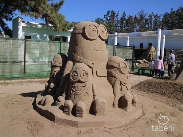 あしや砂像展2015-22