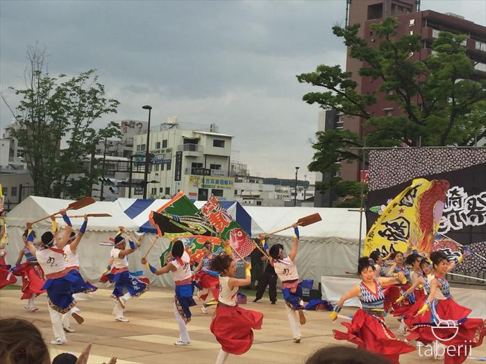 2016.5黒崎よさこい祭り14