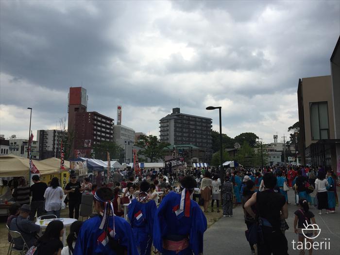2016.5黒崎よさこい祭り6