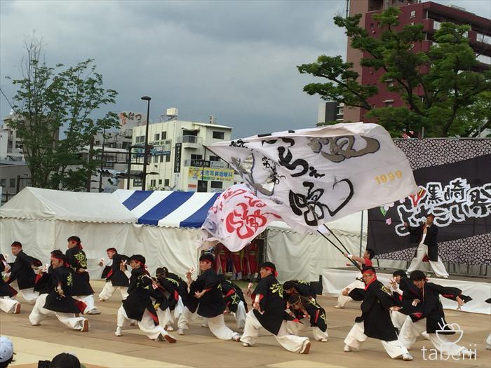 2016.5黒崎よさこい祭り15