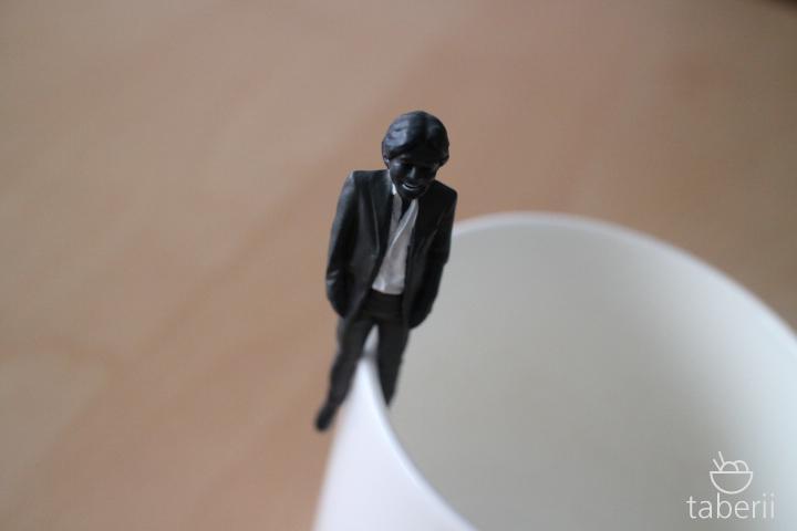 コーヒーカップの松崎しげる12
