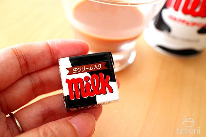 チロルチョコ・ミルクチョコドリンク9