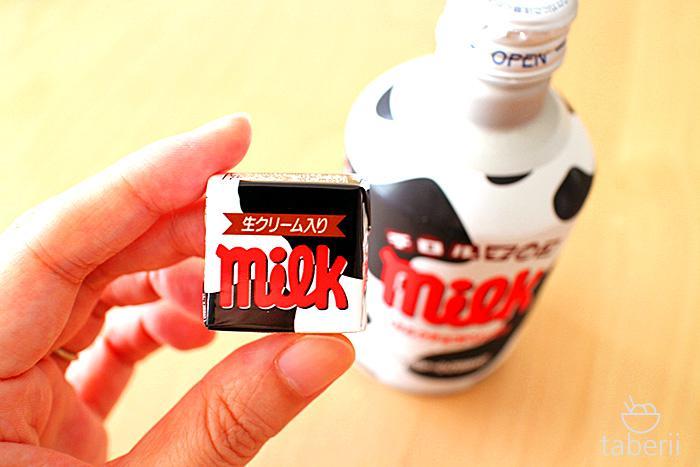 チロルチョコ・ミルクチョコドリンク11