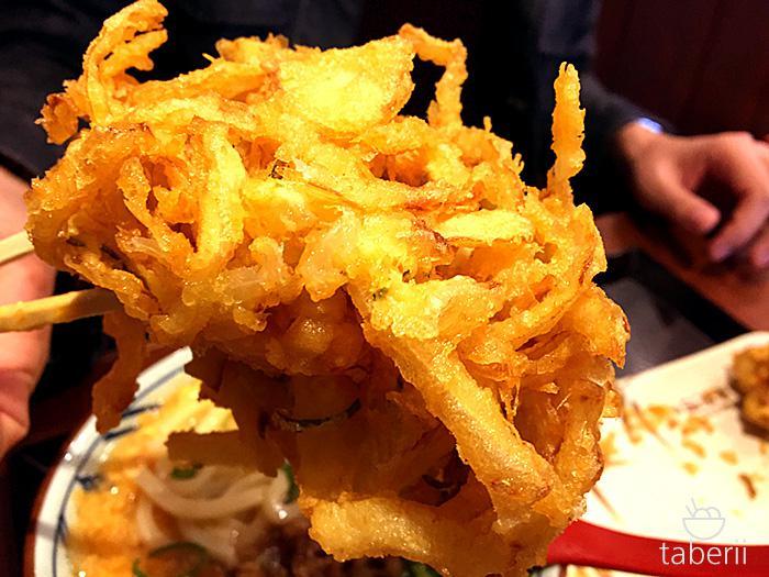 丸亀製麺・肉たまあんかけ6