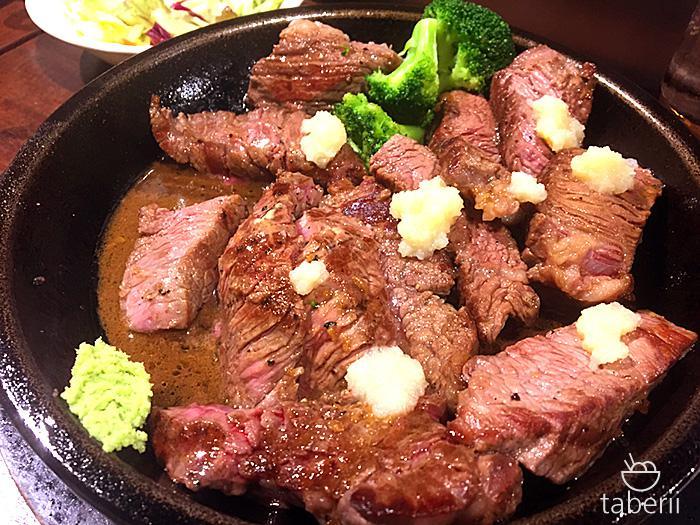 いきなりステーキのワイルドステーキ8