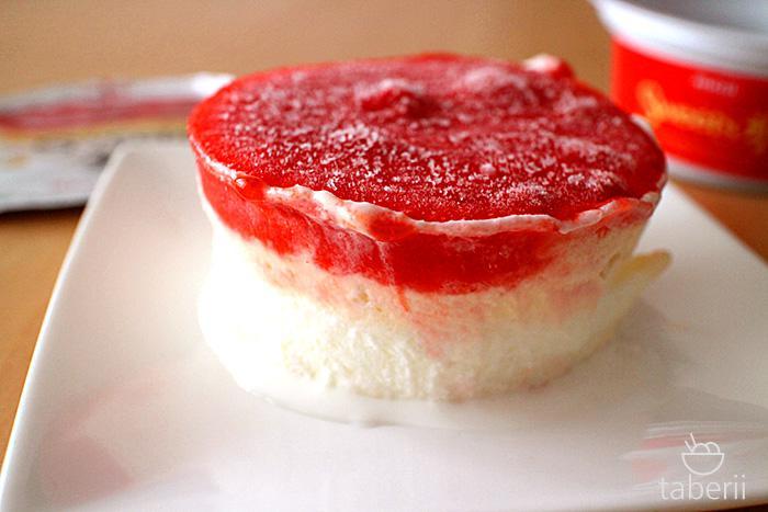 スイーツ氷・ストロベリーケーキ8