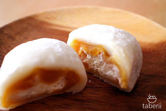鹿児島県産安納芋の純生クリーム大福7