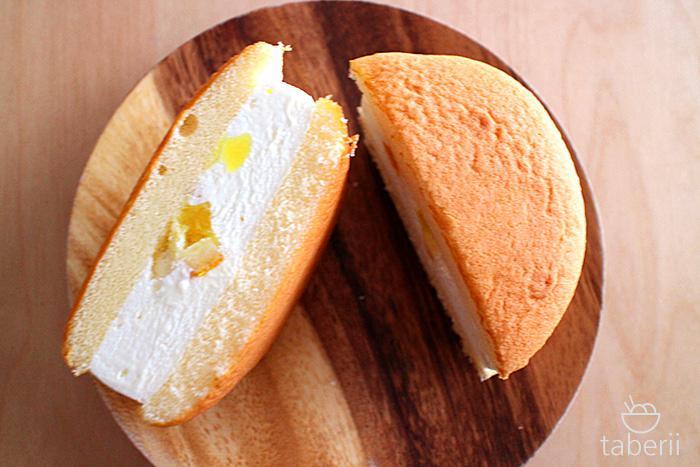 コールド・ストーン・クリーマリー_ハニーポップチーズケーキ11