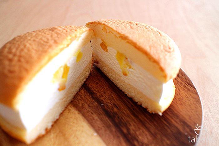 コールド・ストーン・クリーマリー_ハニーポップチーズケーキ8