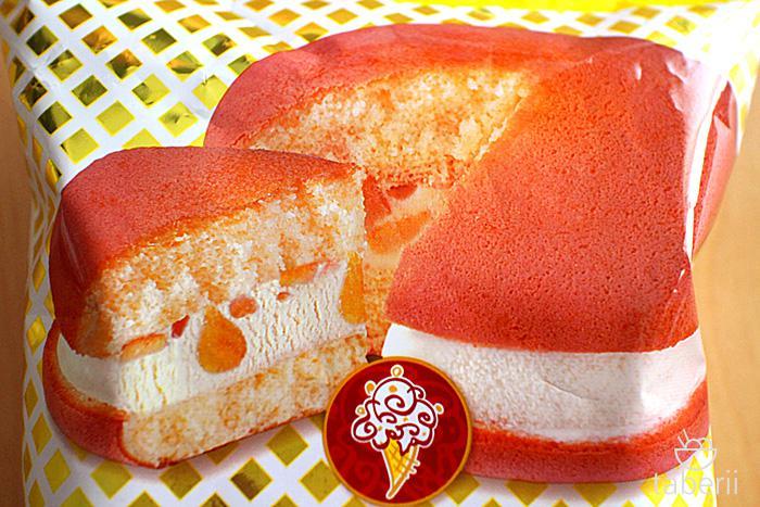 コールド・ストーン・クリーマリー_ハニーポップチーズケーキ4
