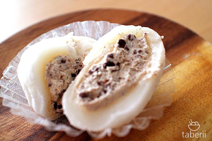 もちとろバニラ&クッキークリーム8